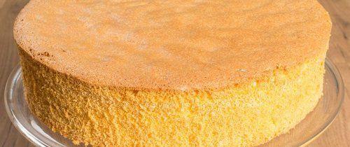 57ea366023601_pan-di-spagna Ricette tradizionali in cucina | RicetteCasa.it