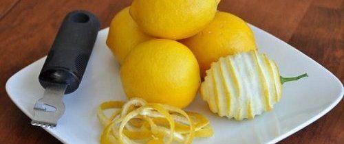 rimuovere-buccia-limone Ricette tradizionali in cucina | RicetteCasa.it